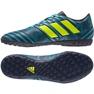 Adidas Nemeziz 17.4 Tf M Fußballschuhe schwarz