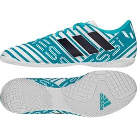 Hallenschuhe adidas Nemeziz Messi 17.4 blau