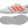 Fußballschuhe adidas Nemeziz Messi 17,4 TF Jr S77207 weiß