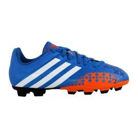 Adidas Predito Lz Fg Junior Q21735 Fußballschuhe blau blau