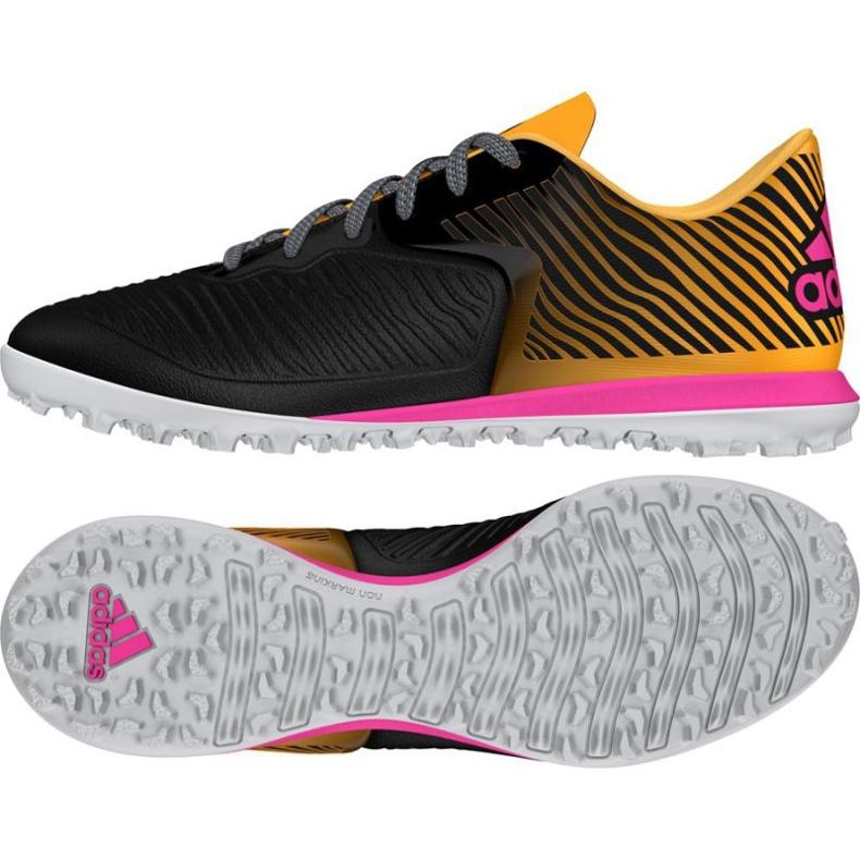 Adidas X 15.2 Cg M AF4820 Fußballschuhe schwarz