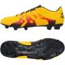 Fußballschuhe adidas X 15.3 FG / AG M orange
