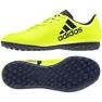 Adidas X 17.4 Tf Jr S82421 Fußballschuhe