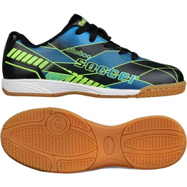 Indoor Schuhe Atletico In Jr 7336 S76637 mehrfarbig schwarz