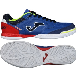 Hallenschuhe Joma Top Flex 704 Royal marine