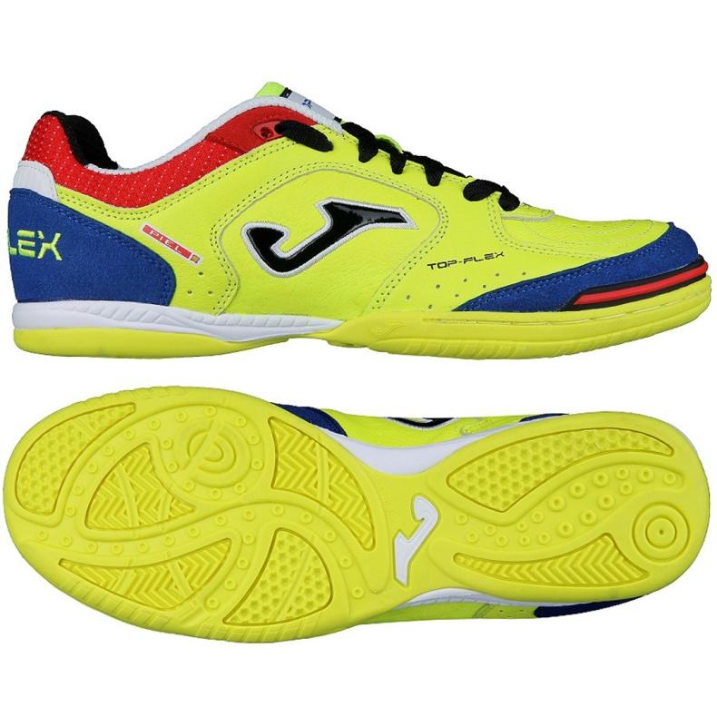 Indoor Schuhe Joma Top Flex In TOPW.711 Raum M gelb gelb