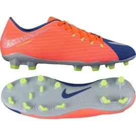 Fußballschuhe Nike Hypervenom Phelon Iii Fg M 852556-409