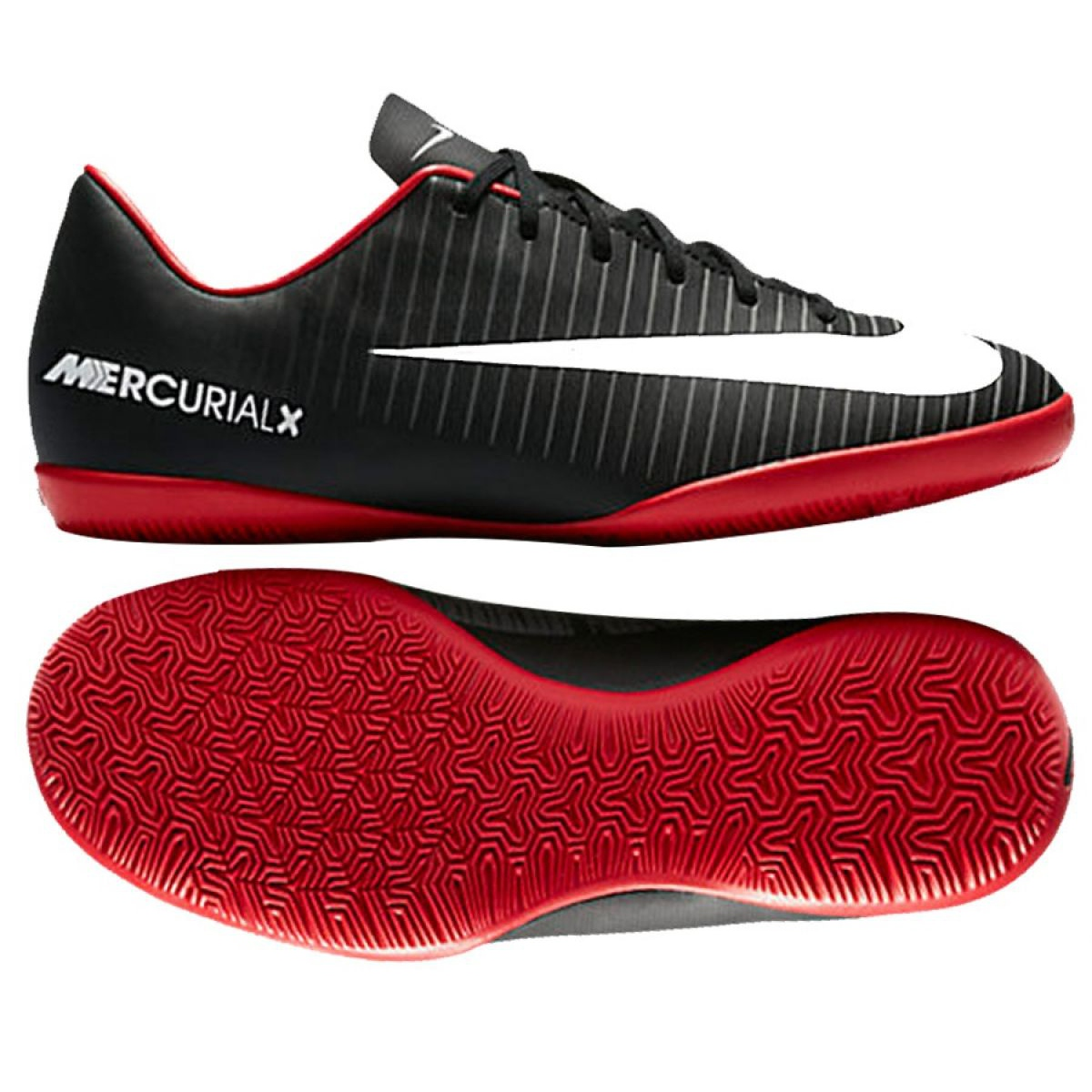 online store c2c06 5353d Hallenschuhe Nike Mercurial Vapor Xi Ic Jr 831947-002