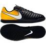 Hallenschuhe Nike TiempoX Rio Iv Ic Jr 897735-008 schwarz schwarz, gelb