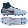 Fußballschuhe Nike Magista Onda Ii Df Fg M 917787-400 blau blau