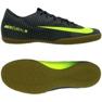 Hallenschuhe Nike MercurialX Victory VI CR7 IC M 852526-376 schwarz