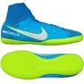 Nike Mercurial Victory 6 Df Njr Ic 921515-400 Indoor-Schuhe blau blau