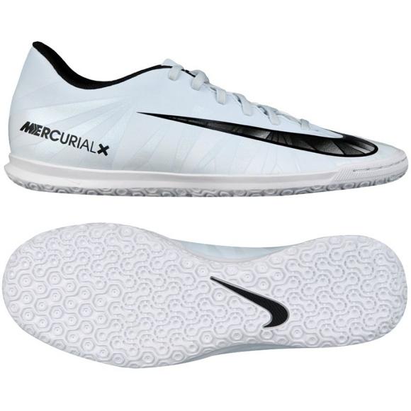 Nike MercurialX Vortex III CR7 IC M 852533-401 Indoor-Schuhe weiß