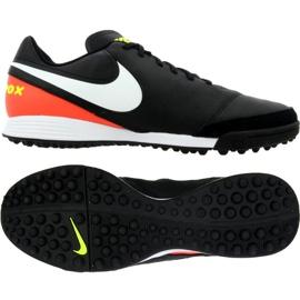 Fußballschuhe Nike Tiempo Genio Ii schwarz