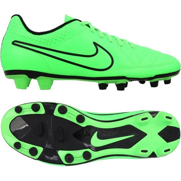 Nike Tiempo Rio Fg M Fußballschuhe grün