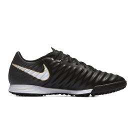 Fußballschuhe Nike TiempoX Ligera Iv Tf M 897766-002 schwarz schwarz