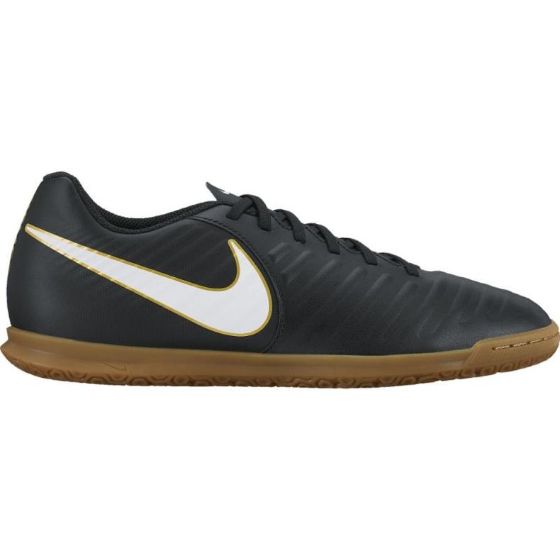 Hallenschuhe Nike TiempoX Rio Iv Ic M 897769-002 schwarz schwarz