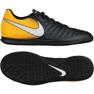 Hallenschuhe Nike TiempoX Rio Iv Ic M 897769-008 schwarz schwarz, gelb