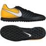 Fußballschuhe Nike TiempoX Rio Iv Tf M 897770-008 schwarz schwarz, gelb