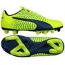 Fußballschuhe Puma Adreno Iii Fg Safety Junior 104049 10 grün gold