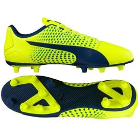 Fußballschuhe Puma Adreno Iii Fg Safety M 104046 09 gelb gelb
