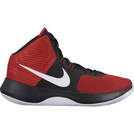 Basketballschuhe Nike Air Precision M rot