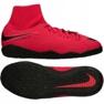 Hallenschuhe Nike HypervenomX Phelon rot