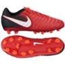 Nike Jr Tiempo Ligera Iv Fußballschuhe rot