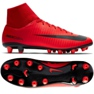 Fußballschuhe Nike Mercurial Victory Vi rot