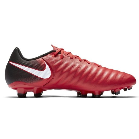 Fußballschuhe Nike Tiempo Ligera Iv Fg M 897744-616 rot