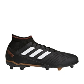 Fußballschuhe adidas Predator 18.3 Fg M CP9301 schwarz schwarz