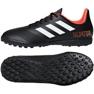Fußballschuhe adidas Predator Tango 18.4 Tf Jr CP9095 schwarz schwarz