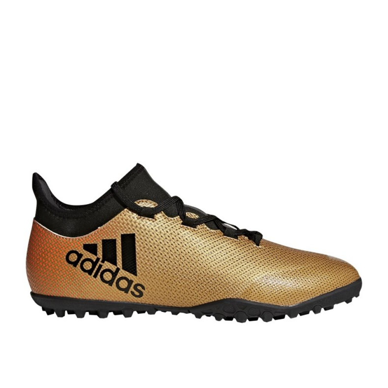 Fußballschuhe adidas X Tango 17.3 Tf M CP9135 gold, schwarz gold