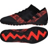 Adidas Nemeziz Tango 17,3 Tf M CP9098 Fußballschuhe schwarz, gold, rot schwarz