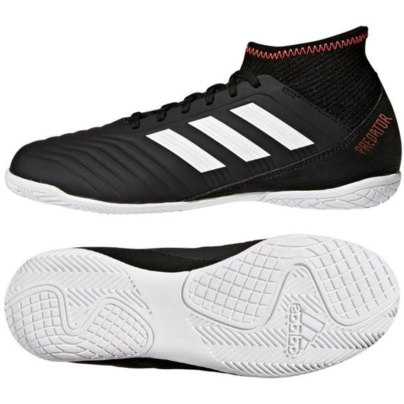 Indoor-Schuhe adidas Predator Tango 18.3 In Jr. CP9076 schwarz