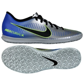 Nike MercurialX Vortex Iii Indoor-Schuhe grau