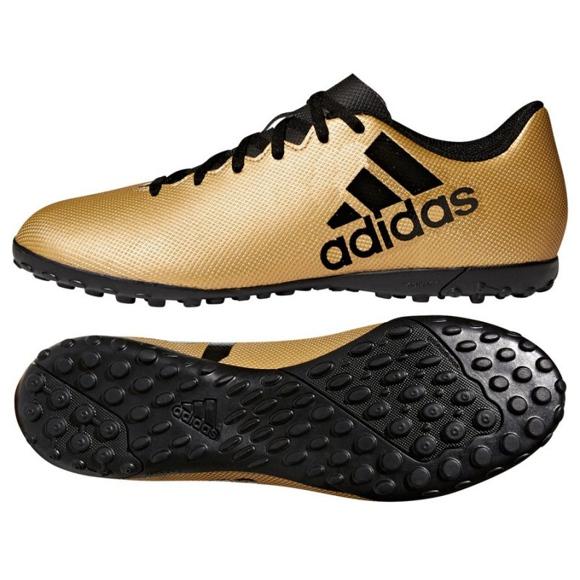 Fußballschuhe adidas X Tango 17,4 Tf M CP9146 gold gold