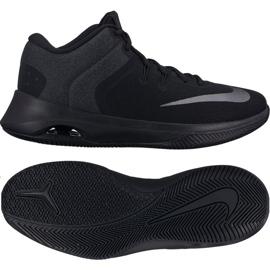 Basketballschuhe Nike Air Versitile Ii schwarz