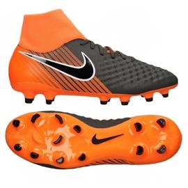 Fußballschuhe Nike Obra Ii Academy Df Fg M AH7303-080 mehrfarbig graphit