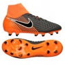 Fußballschuhe Nike Obra Ii Academy Df Fg M AH7303-080 graphit mehrfarbig