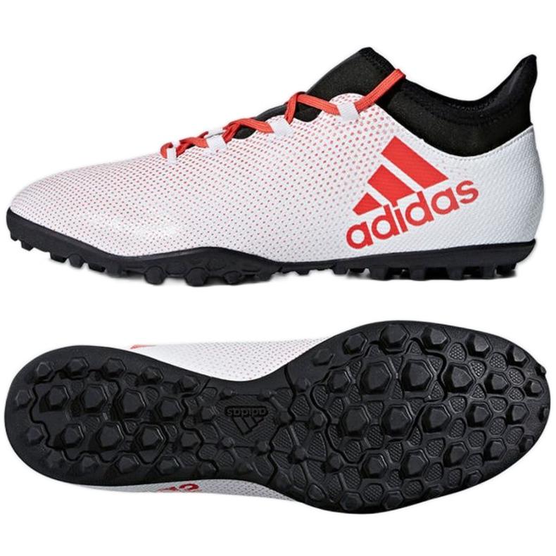 Fußballschuhe adidas X Tango 17.3 Tf M CP9136 weiß weiß