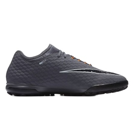 Fußballschuhe Nike Hypervenom PhantomX 3 Pro TF M AH7283-081 grau