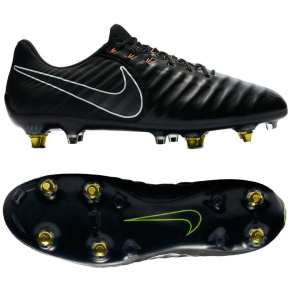 Fußballschuhe Nike Tiempo Legend 7 schwarz