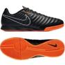 Fußballschuhe Nike Tiempo Lunar LegendX schwarz