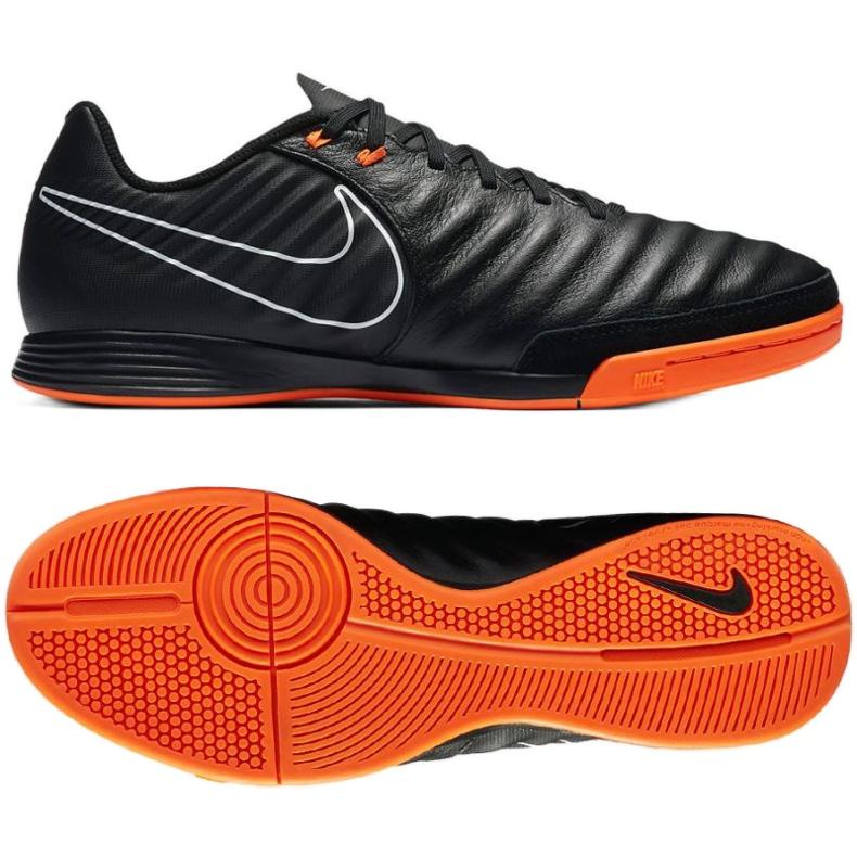 Fußballschuhe Nike Tiempo LegendX 7 schwarz