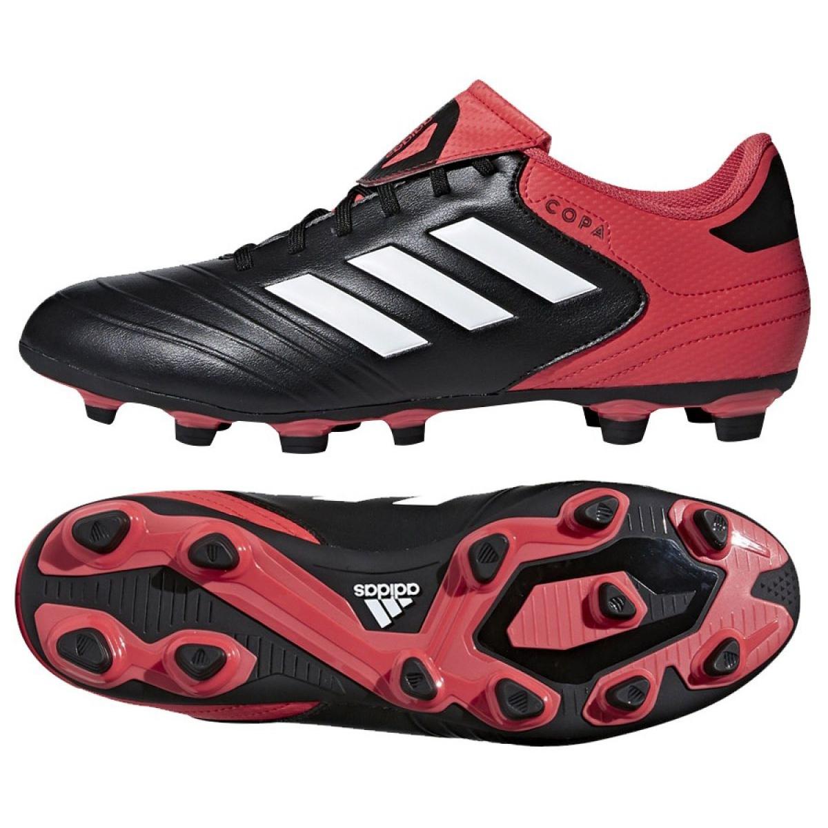 Fussballschuhe Adidas Copa 18 4 Fxg M Cp8960 Schwarz Schwarz Rot