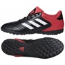 Adidas Copa Tango 18.4 Tf M CP8975 Fußballschuhe schwarz schwarz, rot