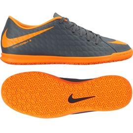 Hallenschuhe Nike Hypervenom PhantomX Iii Club I M AH7280-081 mehrfarbig grau