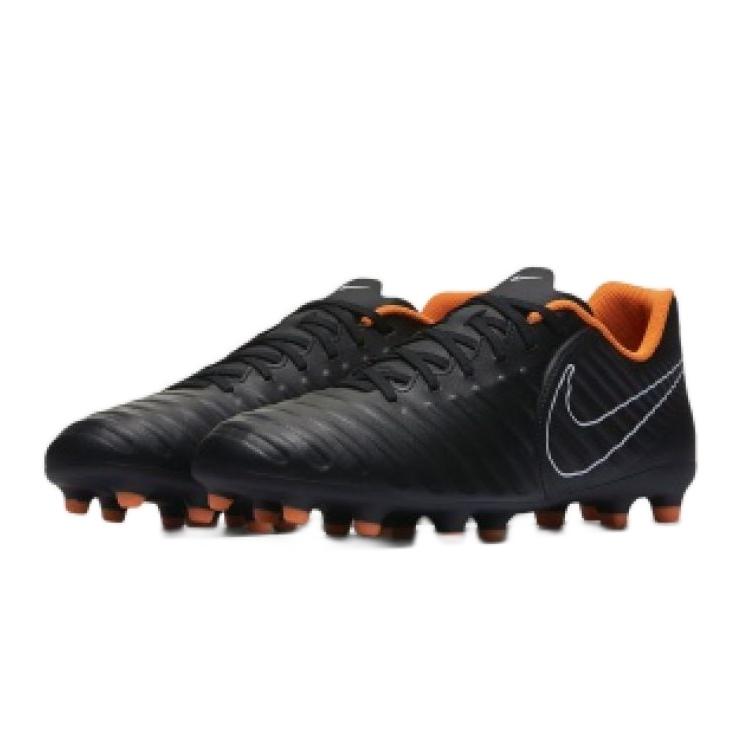 Fußballschuhe Nike Tiempo Legend 7 Club FG M AH7251-080 schwarz