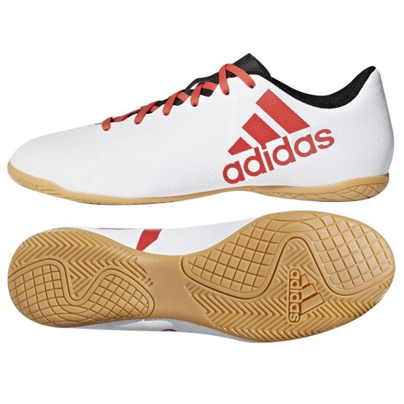 Indoor-Schuhe adidas X Tango 17.4 IN M CP9150 weiß